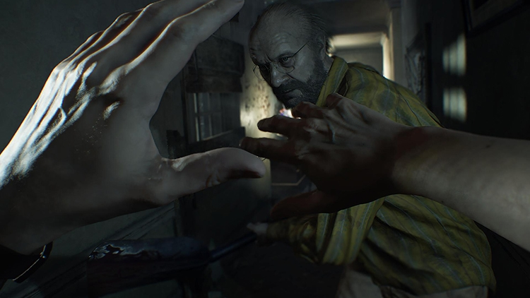 В новых тизерах Resident Evil 7 показали лечение и одного из боссов