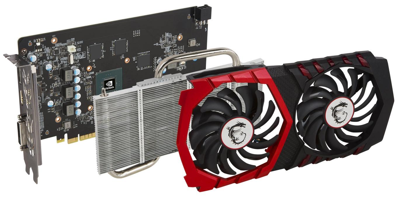 GeForce GTX 1050/1050 Ti: производительность, энергопотребление, разгон
