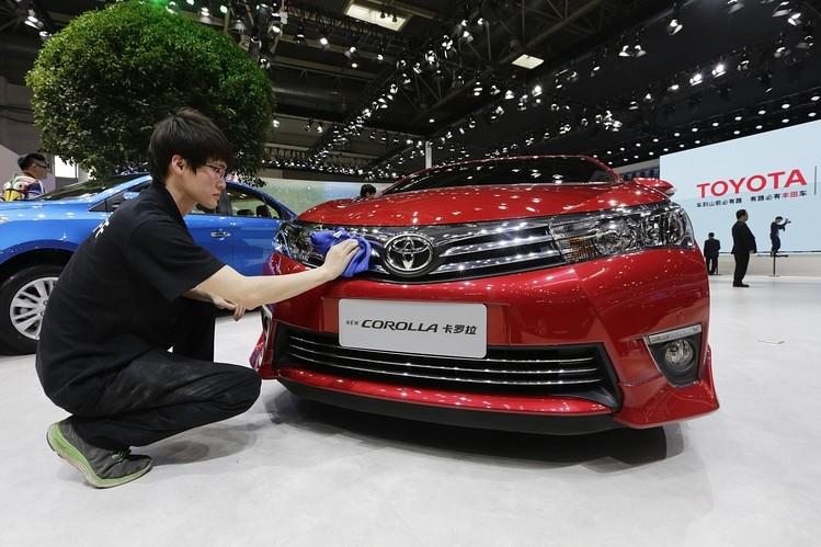 Toyota отзывает 5,8 млн автомобилей из-за дефектных подушек безопасности