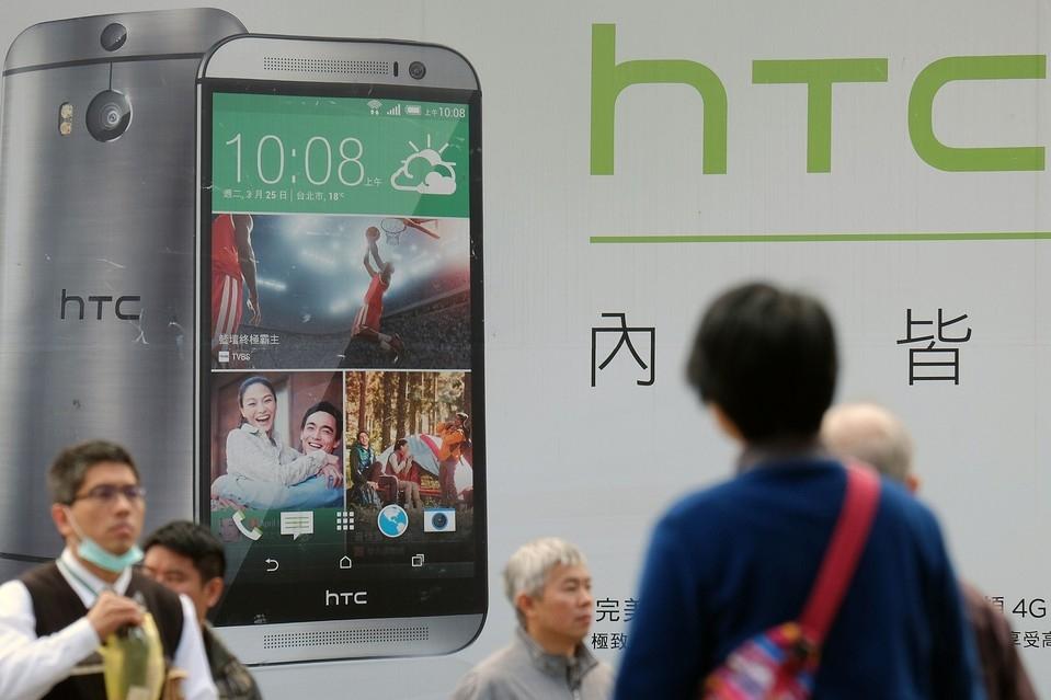 HTC получила шестой квартальный убыток кряду