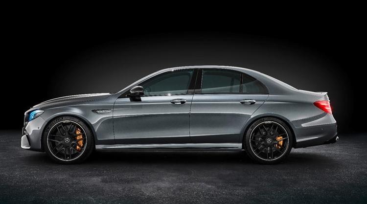 Из недр Mercedes-AMG вышел самый мощный E-Class в истории