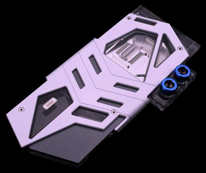 У Bykski готовы водоблоки для видеокарт ASUS Strix GTX 1080/1070 и не только