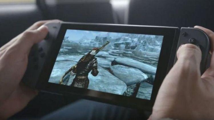 Nintendo расскажет о консоли Switch в январе