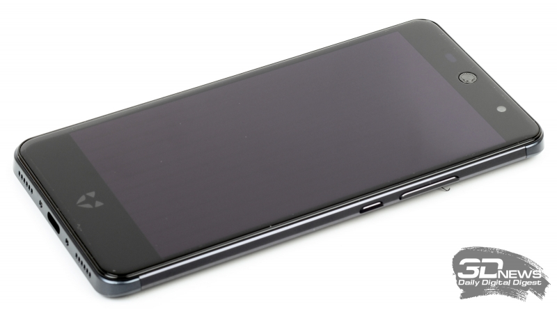 Wileyfox Swift 2 Plus – лицевая панель