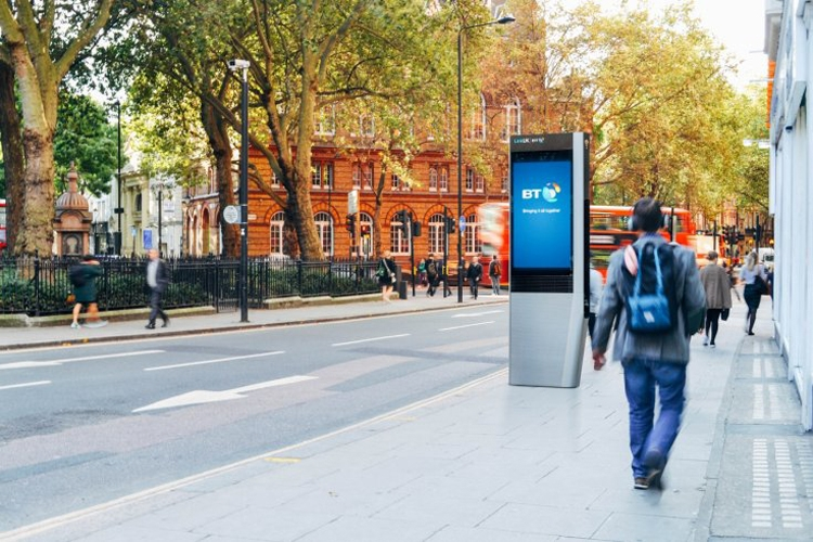 Красные телефонные будки в Лондоне уступят место Wi-Fi-стендам