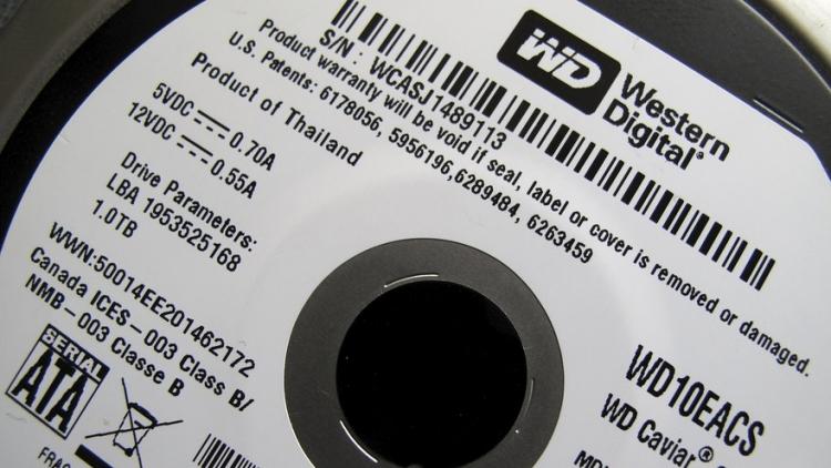Покупка SanDisk отправила Western Digital в убыток