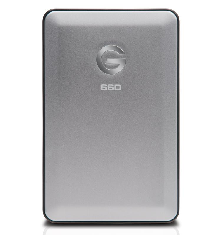 G-Technology оснастила внешние SSD-накопители G-Drive портом USB 3.1 Type-C