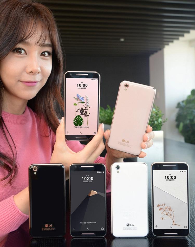 Смартфон LG U получил 5,2-дюймовый дисплей формата Full HD