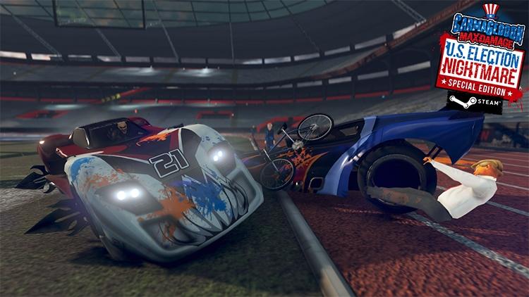 Carmageddon: Max Damage вышла на Steam
