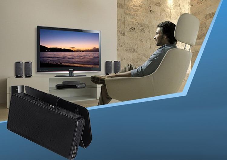 """ТВ-приставка CS668 совмещает функции Bluetooth-динамка и резервного аккумулятора"""""""