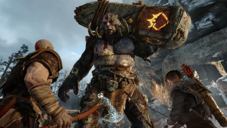 Новую часть God of War не привезут на PlayStation Experience