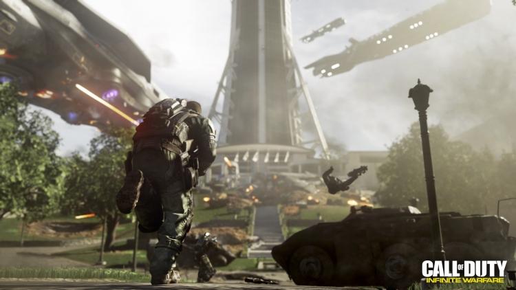 В баланс Call of Duty: Infinite Warfare внесут изменения на основе отзывов о «бете»