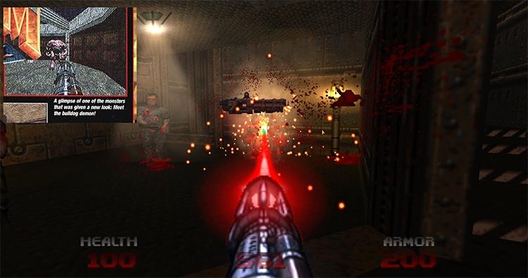 Состоялся релиз Brutal Doom 64 — расширенной версии игры 1997 года