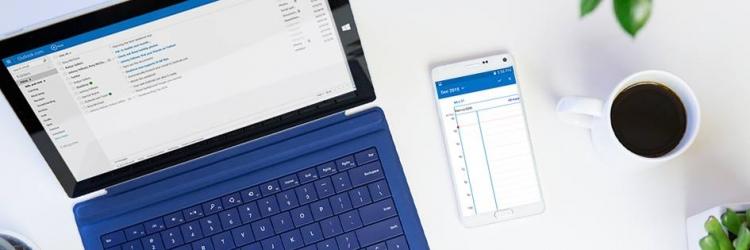 В мобильной версии Outlook появилась функция планирования встреч