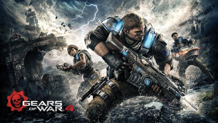 Первое мультиплеерное DLC к Gears of War 4 выйдет сегодня