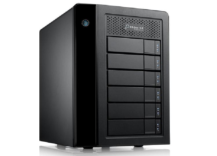 Настольные хранилища Pegasus3 Symply Edition поддерживают интерфейс Thunderbolt 3
