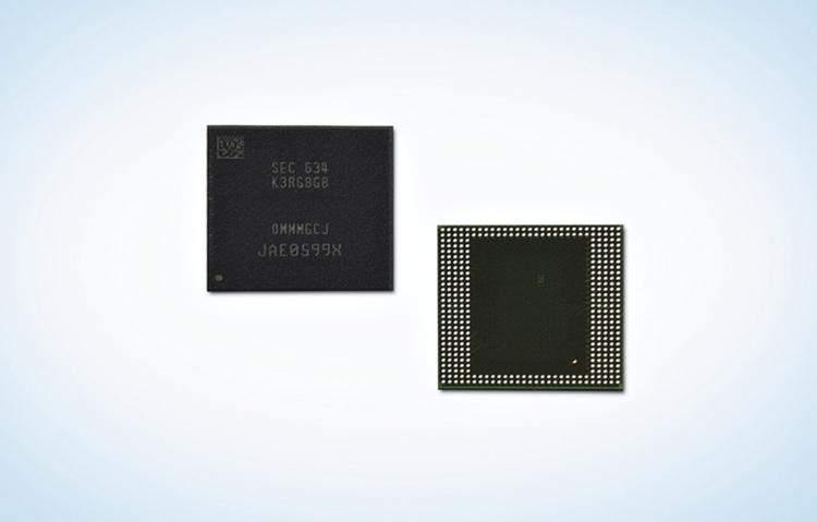 Samsung начнёт выпускать 15-нм чипы DRAM во второй половине 2017 года