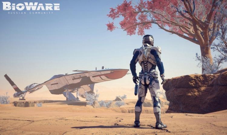 В тизер-ролике Mass Effect: Andromeda есть намёк на время действия игры