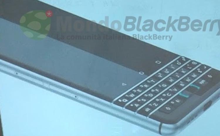 BlackBerry DTEK70: второй Android-смартфон компании с аппаратной QWERTY-клавиатурой