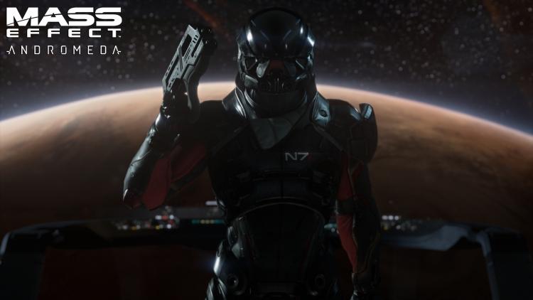 Electronic Arts может отложить релиз Mass Effect: Andromeda, если это потребуется