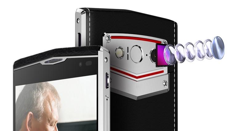 Leagoo Venture 1: смартфон в стиле Vertu по цене от $190