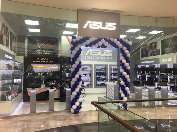 ASUS запустила специальную акцию в честь открытия магазина в ТРЦ «Океания»