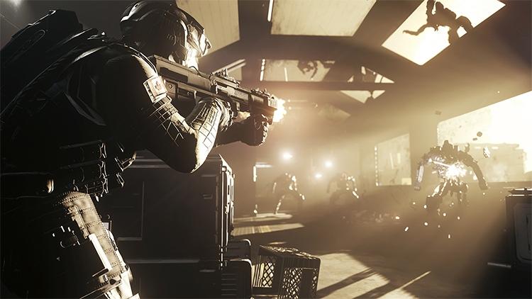 В Call of Duty: Infinite Warfare будет хардкорный режим YOLO