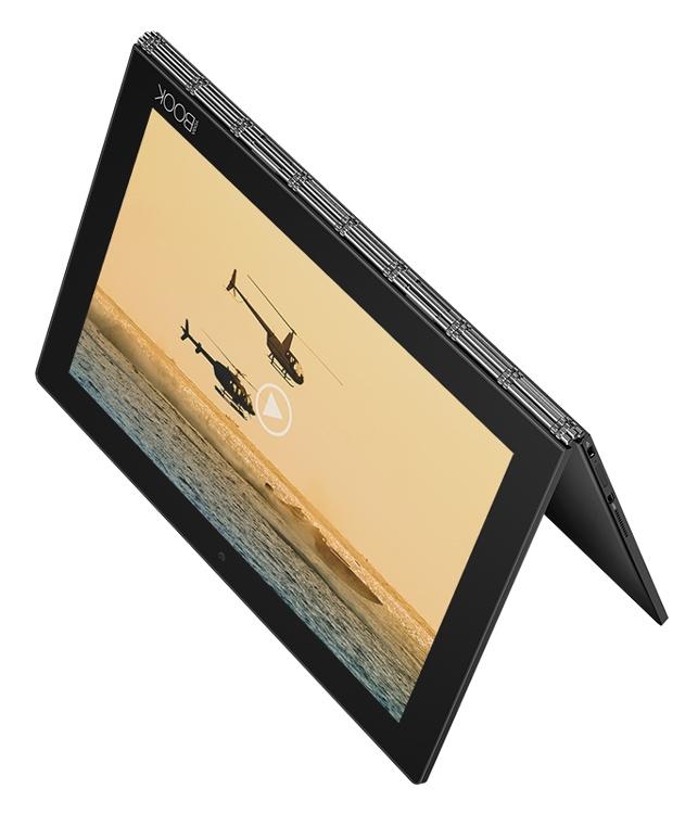 Ноутбук-трансформер LenovoYoga Book YB1-X91Fдоступен для предзаказа со скидкой 5000 рублей