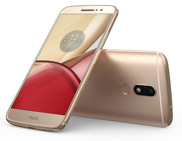 Неанонсированный смартфон Moto M предстал на пресс-изображениях