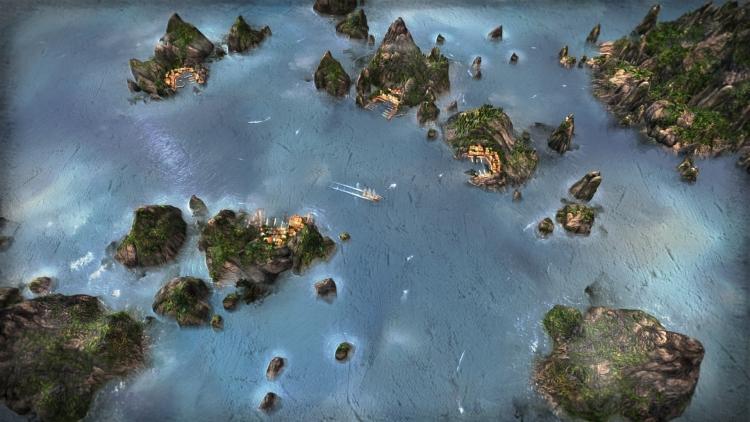 Анонсирована игра о парусниках Abandon Ship