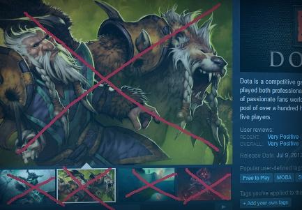 Valve теперь требует от разработчиков публиковать реальные скриншоты в Steam