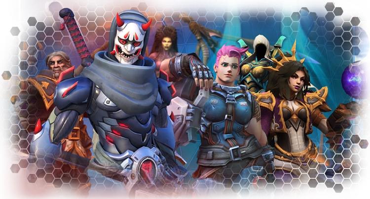 В Heroes of the Storm добавят Вариана и Рагнароса