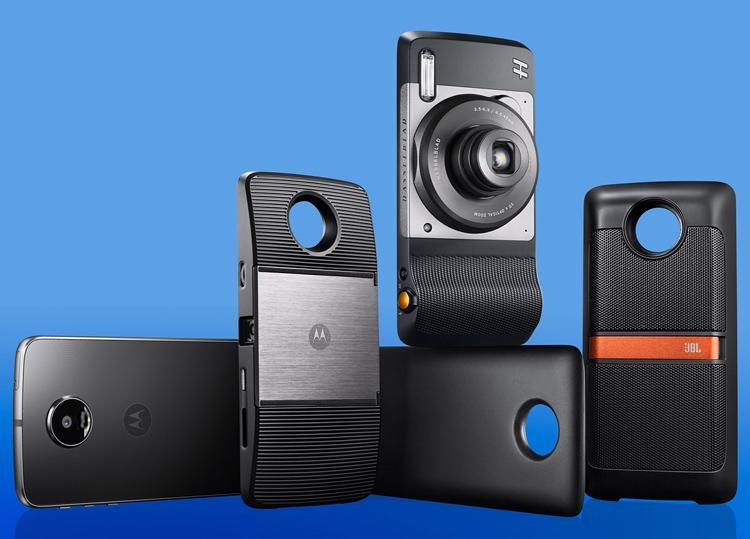 Lenovo пополнит ассортимент Moto Mods за счёт конкурса
