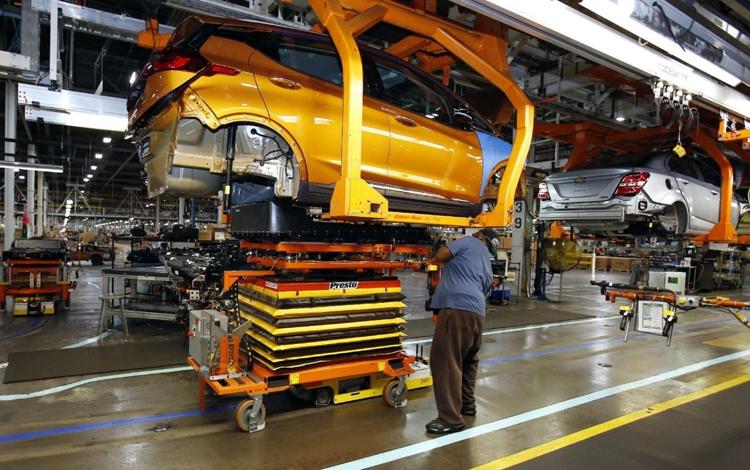 Начато производство «народного» электромобиля Chevrolet Bolt