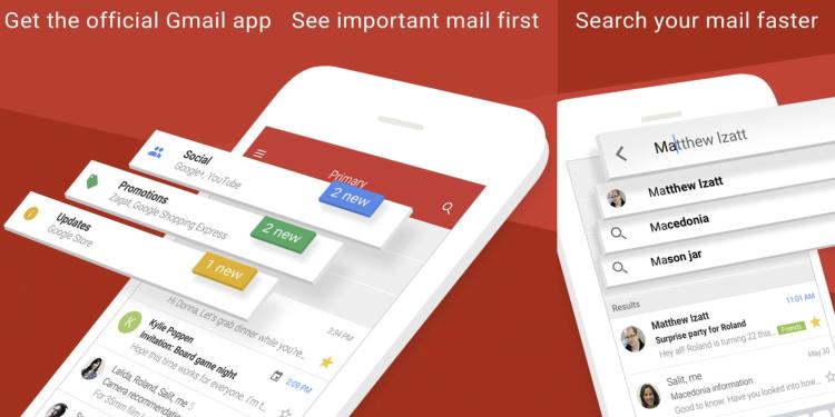 В Gmail для iOS появилась возможность отмены отправки письма