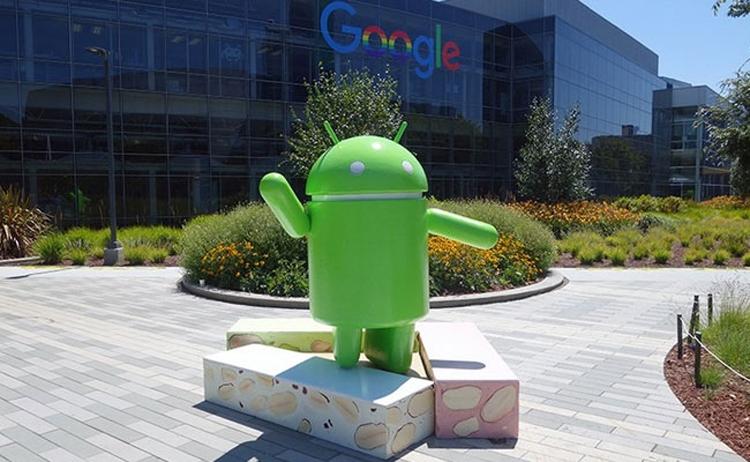 Платформа Nougat впервые появилась в рейтинге распространённости Android-систем