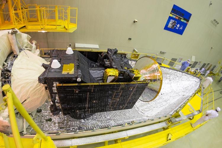 Включение приборов аппарата TGO миссии «ЭкзоМарс-2016» намечено на конец ноября