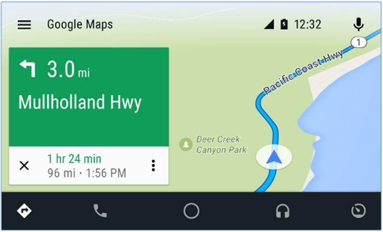 Система Android Auto стала доступна в любом автомобиле