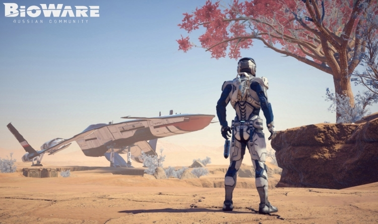 Раскрыт актёрский состав Mass Effect: Andromeda