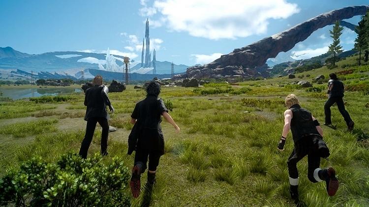 Создатели Mobile Strike работают над мобильным спин-оффом Final Fantasy XV
