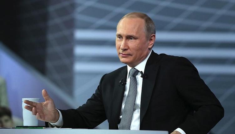 Путин поручил изучить вопрос о введении НДС для зарубежных интернет-ретейлеров