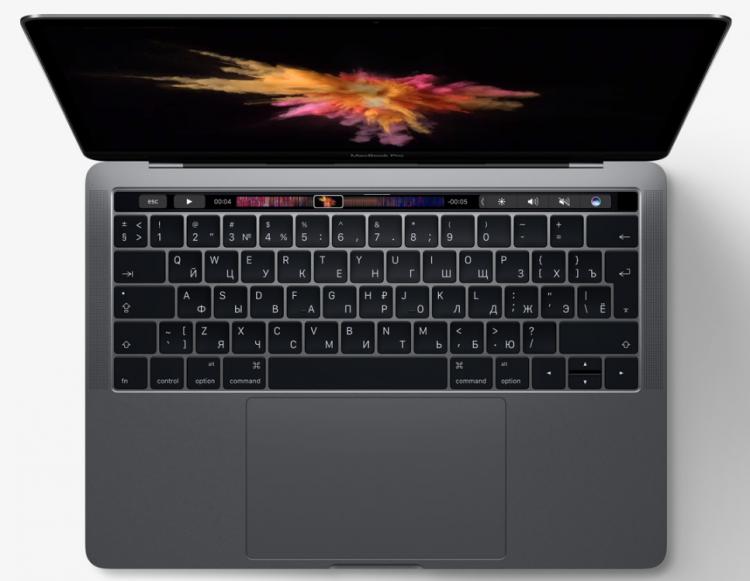 Apple сменила поставщика клавиатур для новых MacBook Pro