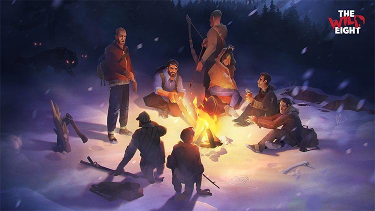 Видео: геймплейные особенности кооперативного экшена The Wild Eight