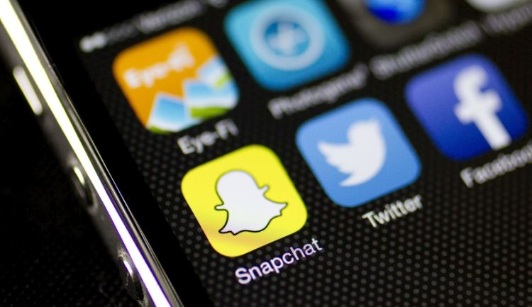В Snapchat появились «линзы» для окружающего мира