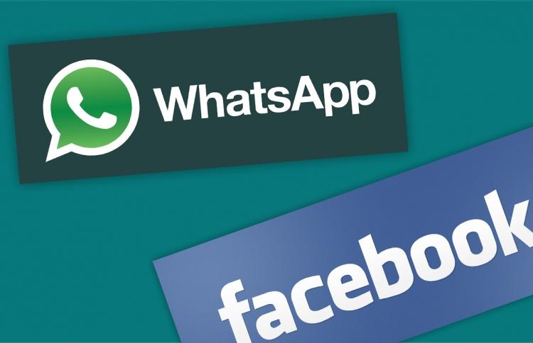 В Роскомнадзор не поступали жалобы в связи с передачей данных WhatsApp в Facebook