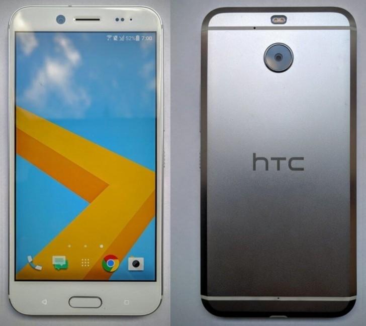 HTC Bolt получит влагозащиту IP57, дисплей 2K, звук BoomSound и Android 7