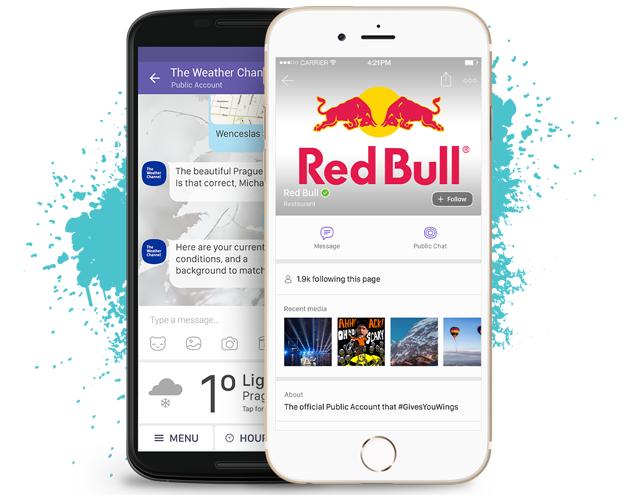 Viber представил новейшую платформу для бизнеса