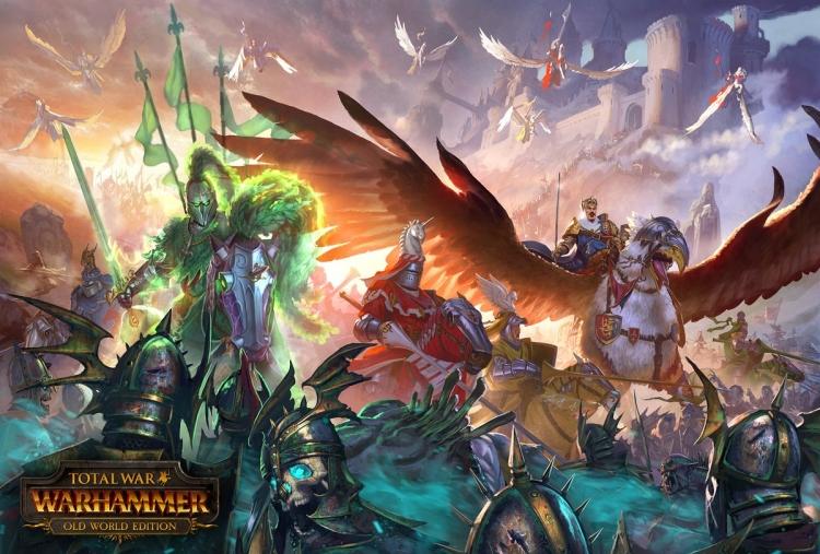 В стратегии Total War: Warhammer появится новая фракция — Бретонния