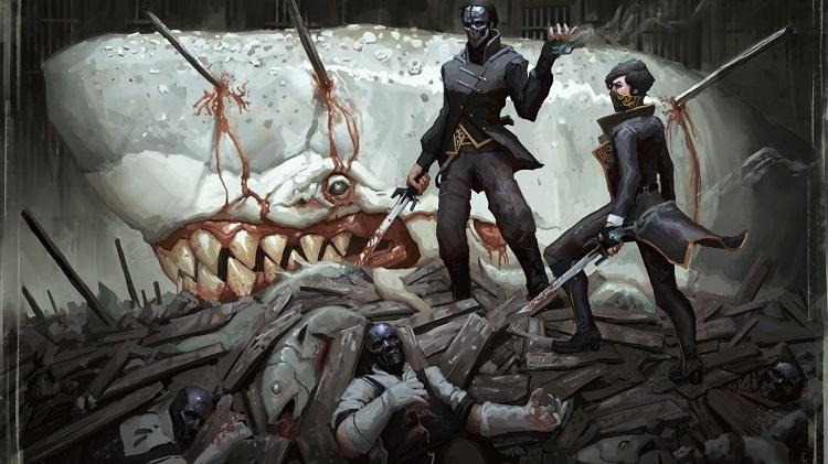 Dishonored 2: релизный трейлер и патч на 9 Гбайт в день выхода