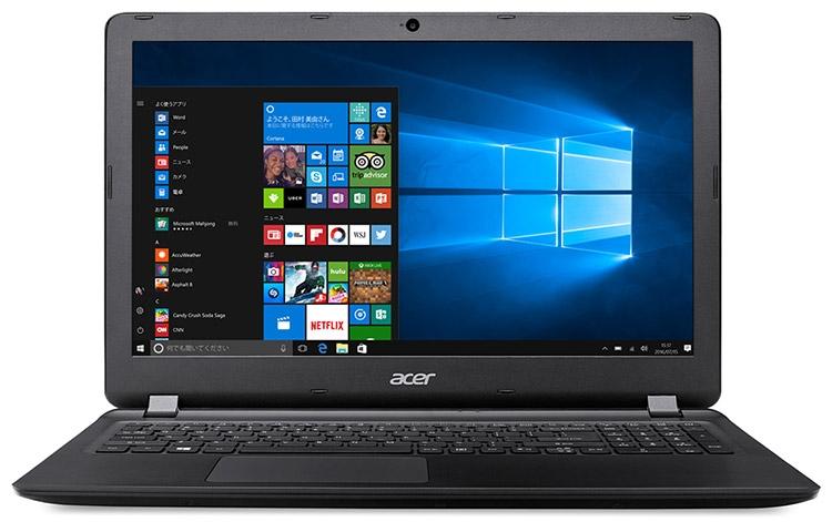 Acer дополнила семейство ноутбуков Aspire ES1 новой моделью